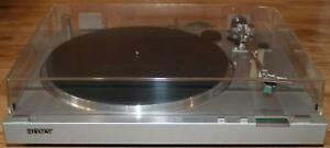 Sony Direct Drive Turntable / Record Player Model PS-LX3
