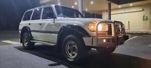 1995 Toyota Landcruiser 1HDT Multi Value GXL