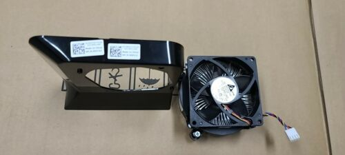 DELL Alienware X51 R2 Heatsink WKGR1 with 4-Pin Fan 7C20C Plus Cover DVT3V RR3J2