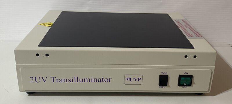 UVP 2UV Transilluminator model LM-26E 302nm and 356nm UV