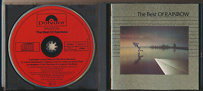 Rainbow - The Best Of Rainbow, Red Face Polydor, Made in West Germany, Rare