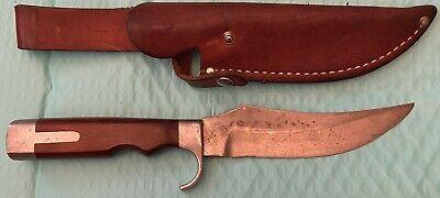 Rare Vintage Olsen OK #708 H. C. MI. USA Knife