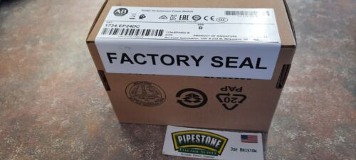 "1734-EP24DC Allen Bradley  ""Factory Sealed - 2021""   Kentucky Stock"