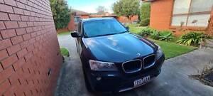 BMW X3 2011 Black