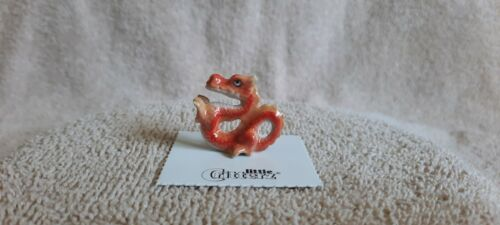 "LITTLE CRITTERZ Chinese Dragon ""Good Luck"" Miniature Figurine New LC321"