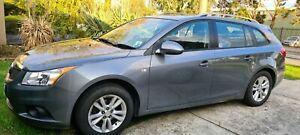 Holden Cruze, JH Cruze CD Sports Wagon... With Low Kilometres