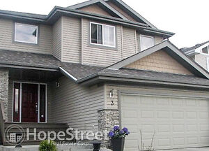 Executive 5 Bedroom House for Rent in St. Albert: Pet Negotiable