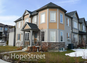 3 Bedroom, 2.5 Bathroom Townhouse for rent in Airdrie
