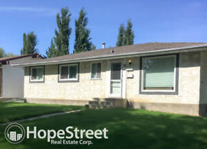 Main Floor With Three Bedrooms in St. Albert for Rent