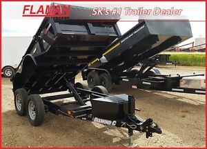 2016 Diamond C 41ED Dump Trailer
