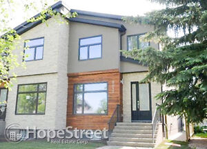 Gorgeous 4 Bd Duplex for Rent in Altadore