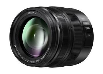Panasonic Lumix G Vario 12-35mm f/2.8 II