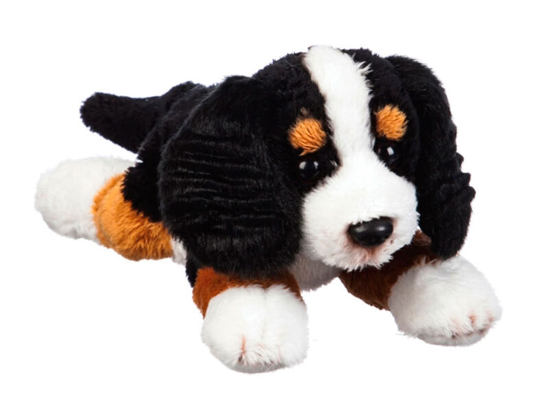 Bernese Mountain Dog Bean Bag Stuffed Animal