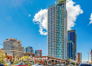 Furnished 1 Bd Condo in Connaught: Pet Negotiable & Utilities In