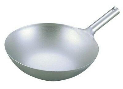 Pure Titanium Wok Light Weight Chinese single handle Pan 39cm EBM Fast Shipping