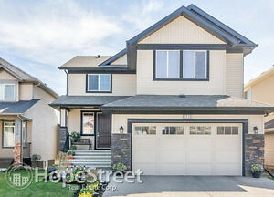 Gorgeous 4 Bedroom House with Walk Out Basement for Rent in Aird