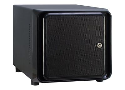 inter-tech SC-4100 Mini ITX Server-Gehäuse mit 4-HDD Backplane und USB 3.0