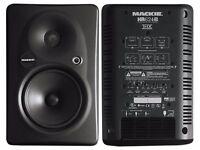 Mackie HR624 Mk2 Mkll Speakers Monitors Pair Fantastic Condition