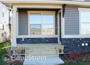 Newly Built 2 Br Townhouse for Rent in Cochrane: Pet Negotiable