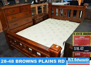 Jumbuck 4 Piece Queen Bed Suite Browns Plains Logan Area Preview