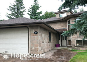 Gorgeous 4 Bedroom House for Rent in Stony Plain
