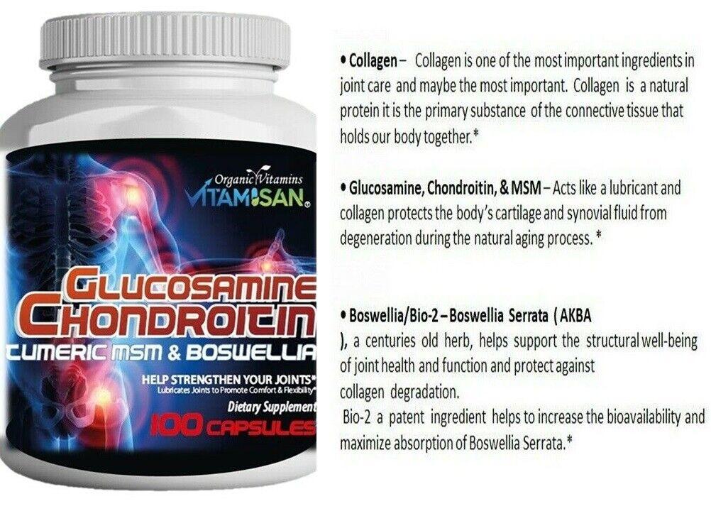glucosamine chondroitin triple strength 240 caplets 4