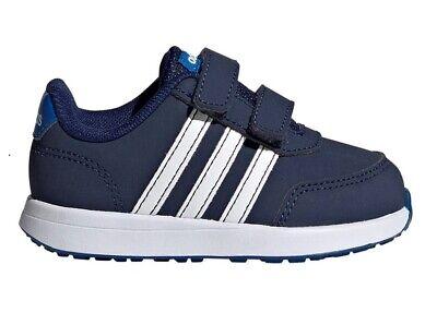 Scarpe da bambino bimbo Adidas sneaker infant sportive ginnastica scuola strappo