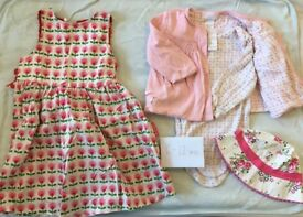 Bundle of 6 - 12 month clothes, Toby Tiger