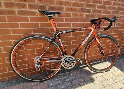 BH Global Concept 1 Bike, Spinergy Wheels, 105 FSA Groupset 10 speed.