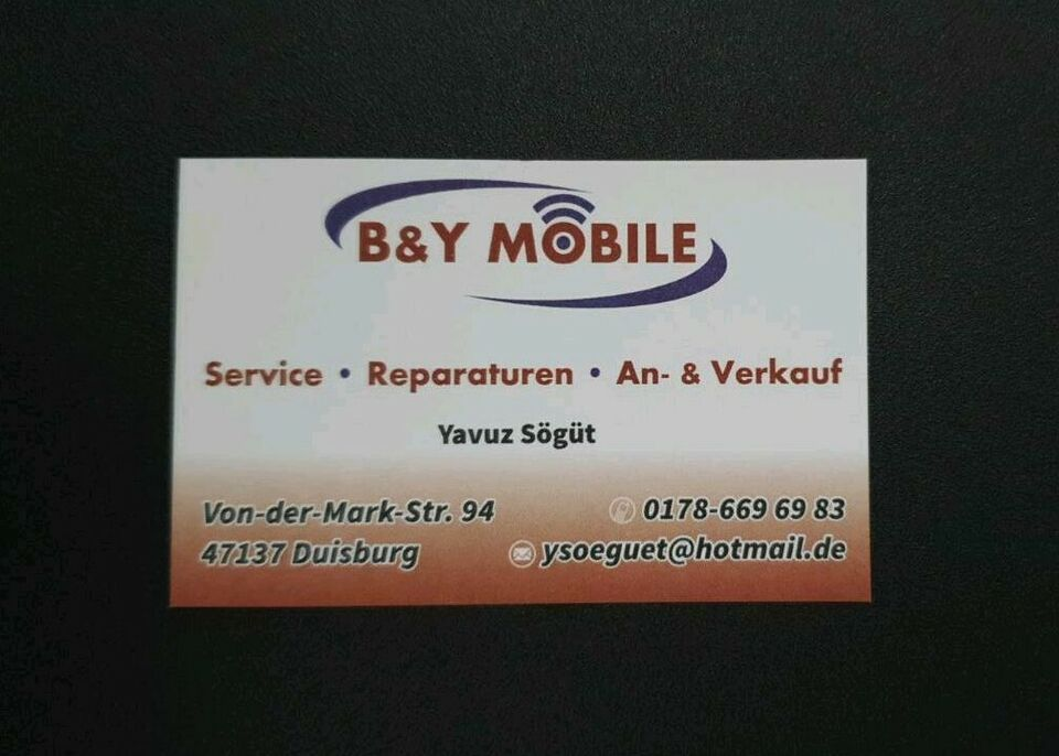 REPARATUR * Handy/Smartphone * Tablet * Laptop * Samsung * Iphone in Duisburg - Meiderich/Beeck