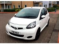 2011 Toyota Aygo-Manual 1.0L Petrol Manual 5 doors Just been serviced