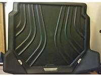 BMW USED GENUINE FITTED BOOT/TRUNK PLASTIC MAT PROTECTOR COVER X5 SERIES F15