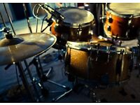Blues Drummer available