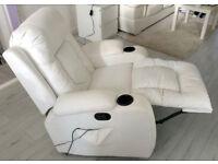Leather Cinema Massage Rocking Swivel Nursing Gaming Recliner Chair