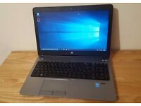 "HP Probook 650 G1, Intel i5 4200M, 8GB RAM, 240GB SSD, Intel HD4600, 15.6"" LED, Webcam, Windows 10"