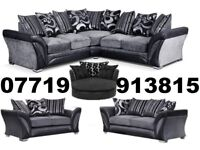 NEW BRAND DFS CORNER OR 3+2 SOFA + DELIVERY