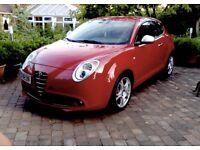 Alfa Romeo Mito 1.4L Veloce 2008 - FSH | 105k | 2 Previous Owners | Top Spec