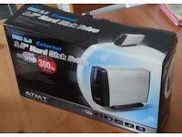 ATMT 300GB External Hard Drive
