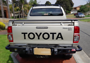 *****2015 Toyota Hilux SR Tub Rowville Knox Area Preview