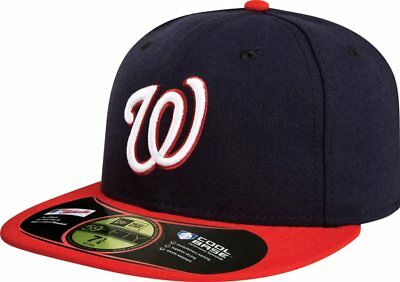 MLB Washington Nationals Authentic On Field Alternate 59Fifty Fitted Cap