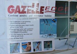NEW-GAZELLE-EDGE-ELLIPTICAL-SKI-GLIDER-EXERCISE-MACHINE ...