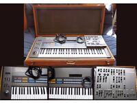 Roland JX8P analogue synthesizer