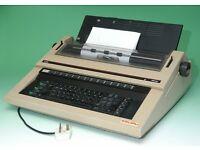 PHILIPS ELECTRONIC OFFICE DAISYWHEEL TYPEWRITER ET-800