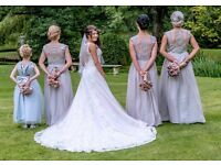 Wedding Photography £650 - full day coverage from bride preparation until after the first dance