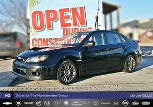 2011 Subaru Impreza WRX Limited|SUNROOF|LEATHER|
