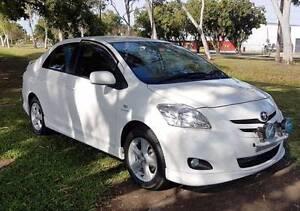 2008 Toyota Yaris Sedan West Mackay Mackay City Preview