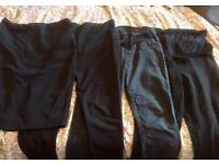 Maternity trousers/skirt bundle size 12