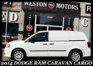 2014 RAM Cargo Van *CARGO *DEALER MAINTAINED *FULLY EQUIPPED!!!