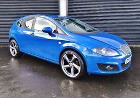 2010 SEAT LEON 1.6 TDI 105 SE CR ECOMOTIVE NOT IBIZA GOLF JETTA AUDI A3 A1 MINI ASTRA CIVIC FOCUS
