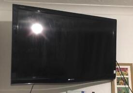 52'' Sharp TV in perfect condition, LCD 1080p Full HDTV, can deliver